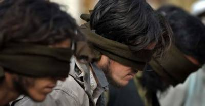 بلوچستان میں ایف سی کی کارروائی کے دوران 11 ملزمان گرفتار