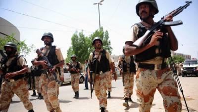 سندھ رینجرز کو مزید 90 روز کیلئے خصوصی اختیارات مل گئے