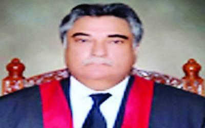 جسٹس یاور علی ملک نے لاہور ہائیکورٹ کے چیف جسٹس کا حلف اٹھالیا