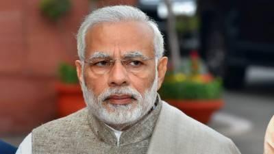 بھارتی وزیراعظم کی اہلیہ کار حادثے میں زخمی