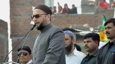 بھارتی مسلمانوں کو پاکستانی کہنے والوں کو گرفتار کر لیا جائے : اسد الدین اویسی