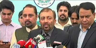 متحدہ پاکستان کی نے امیدوار نامزد کرنے کا اختیار خالد مقبول صدیقی کو دیدیا