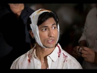 بالی ووڈ اداکار ودیوت جموال دوران شوٹنگ شدید زخمی
