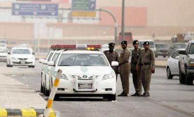 ٹریفک قوانین کی خلاف ورزی، سعودی نوجوان مشکل میں پھنس گیا