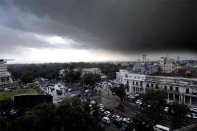 لاہور سمیت مختلف شہروں میں بارش سے سردی میں اضافہ ہو گیا