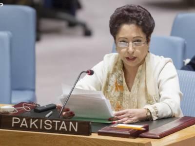 ملیحہ لودھی کو دنیا کی پانچ کامیاب سفارتکار خواتین میں شامل کرلیا گیا