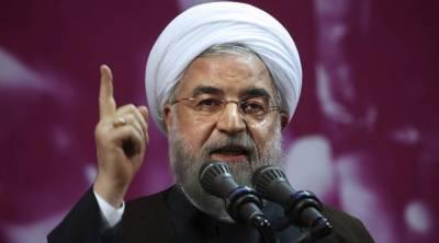 امریکا اوراسرائیل خطے میں تناؤ،عراق اورشام کو منقسم کرنا چاہتے تھے، ایرانی صدر