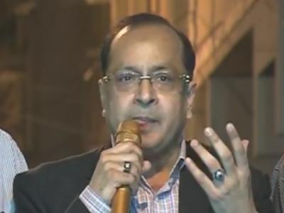 ایم کیو ایم رہنما سلمان مجاہد بلوچ کیخلاف مقدمہ درج
