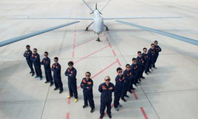 چین کا شمسی ڈرون سے میزائل فائر کرنے کا کامیاب تجربہ