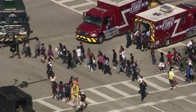 امریکی ریاست فلوریڈا کے اسکول میں فائرنگ سے 17 افراد ہلاک