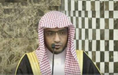 اوقات نماز میں دکانیں کھلی رکھنے کے مطالبے پر حیرت ہوئی ، شیخ المغامسی