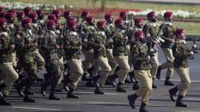 پاک فوج کے مزید دستے سعودی عرب بھیجے جائیں گے، آئی ایس پی آر