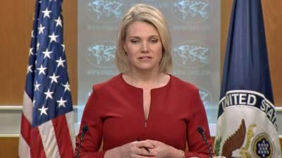 منی لانڈرنگ کے قوانین پر عملدرآمد نہ ہونے پر تشویش ہے، امریکی محکمہ خارجہ