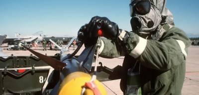 کیمیائی اسلحے کے اثرات پہنچنے پر سخت ردعمل اختیار کیا جائے گا، اسرائیل