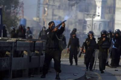 اسلام آباد میں دھرنے، 5 سال کے سیکیورٹی اخراجات کی تفصیل سینیٹ میں پیش