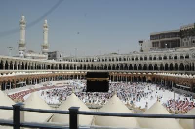 مسجد الحرام کے متعلق ایسے اعدادوشمار کہ پڑھتے ہی آپ