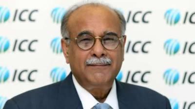 پاکستانی ٹیم کے ہوم میچز کیلئے ملائیشیا کا انتخاب کر سکتے ہیں:نجم سیٹھی