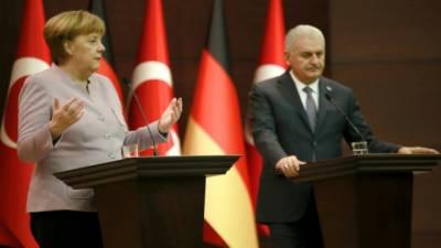 ترکی کے ساتھ تعلقات معمول پر لانے میں مشکلات ہیں، جرمن چانسلر