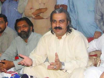 علی امین گنڈا پور کے خلاف مقدمہ درج کرنے کا حکم