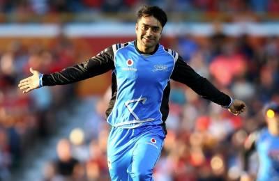 بچپن سے ہی ورلڈ کپ میں اپنے ملک کی نمائندگی کا خواہاں ہوں:راشد خان