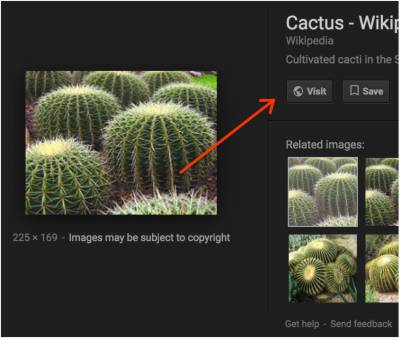 گوگل نے 'ویو امیج' کے آپشن کو ہٹانے کی وجہ بتا دی