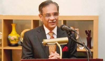 چیف جسٹس کا آصف حیدر شاہ کو سیکریٹری پبلک ہیلتھ سندھ تعینات کرنے کا حکم