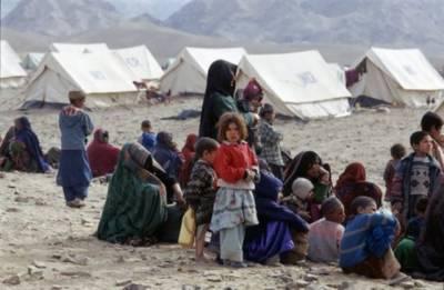 افغانستان:2017 میں تین لاکھ ساٹھ ہزار لوگ بے گھر ہوئے:اقوام متحدہ