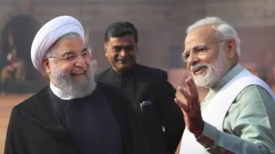 بھارت نے چاہ بہار بندر گاہ کے کنٹرول کیلئے ایران سے معاہدہ کر لیا