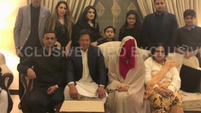 عمران خان کی بشریٰ بی بی سے شادی ٹوئٹر پر ٹاپ ٹرینڈ بن گئی