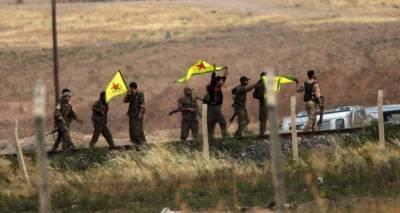 کرد جنگجووں نے شامی فوج سے 'معاہدہ' کر لیا
