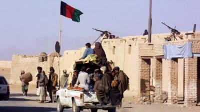 افغان حکومت کے زیر کنٹرول صرف 18 فیصد علاقہ رہ گیا، غیر ملکی میڈیا کا دعویٰ