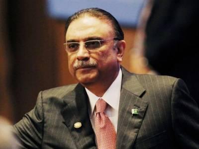 راؤ انوار کے حق میں بیان، آصف زرداری کیخلاف سندھ اسمبلی میں قرار داد جمع