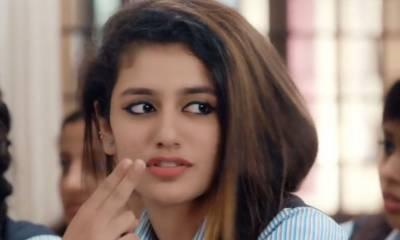 پریا پرکاش نے بالی ووڈ فلم کے 2 کروڑ مانگ لیے