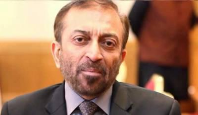 آصف زرداری کے رائو انوار کو ہیرو کہنے کے بیان کی مذمت کرتے ہیں:فاروق ستار