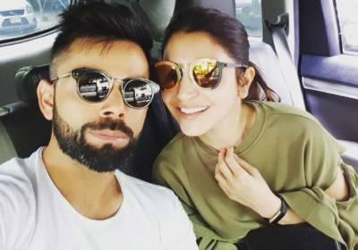 ویرات کوہلی اور انوشکا شرما کی نئی تصویر نے سوشل میڈیا پر دھوم مچادی