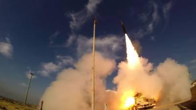 اسرائیل کا ایران کے میزائل مار گرانے کے نظام کا کامیاب تجربہ