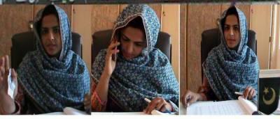 جلالپور بھٹیاں گورنمنٹ گرلز ڈگری کالج کی پرنسپل نے 100فیصد رزلٹ کے چکر میں متعدد طالبات کا داخلہ روک لیا
