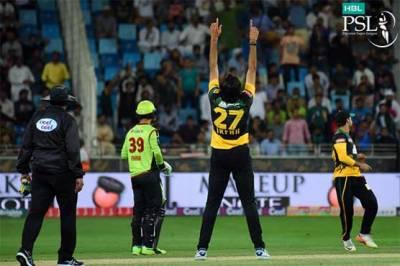 ملتان سلطان کی دوسری کامیابی، لاہور کو 43 رنز سے شکست