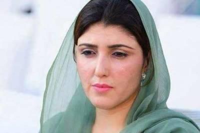 عائشہ گلالئی نے اپنی سیاسی جماعت بنانے کا اعلان کر دیا