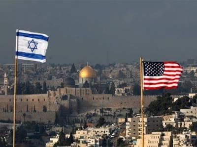 امریکا کا اسرائیل کے یومِ تاسیس پر بیت المقدس میں سفارت خانہ منتقل کرنے کا اعلان