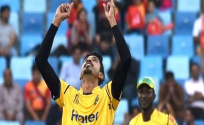 پشاور زلمی نے اسلام آباد یونائیٹڈ کو 34 رنز سے شکست دیدی
