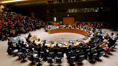 شام میں جاری جنگ کو روکنے کیلئے سلامتی کونسل کی قرارداد منظور