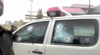 کوئٹہ، ڈی ایس پی حمید اللہ دستی کی گاڑی پر فائرنگ، 2 اہلکار شہید