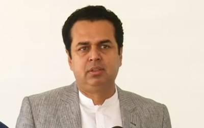 خان صاحب فیصل، جاوید کے بارے میں پیرنی سے استخارہ کروا لیں: طلال چودھری