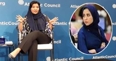 ڈرائیونگ تمام سعودی خواتین کا حق نہیں ہے ،شہزادی ریما