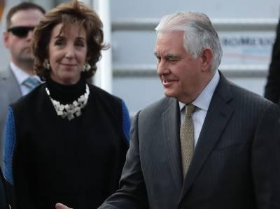 میکسیکو میں امریکی سفیر رابرٹا جیکب سن مستعفی