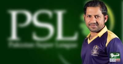 پشاور زلمی کیخلاف باؤلرز کی وجہ سے میچ ہارے ، سرفراز احمد