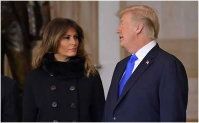 ای بی ون ویزا ملنے پر امریکی صدر کی اہلیہ کو تنقید کا سامنا
