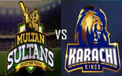 شارجہ: کراچی کنگز، ملتان سلطانز کا میچ بارش کی نظر ہوگیا