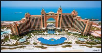 دبئی اٹلانٹس ہوٹل میں مفت قیام کرنے کا موقع حاصل کریں